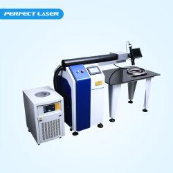 3D 500W deux chemins de la publicité en aluminium Lettre soudeur Laser