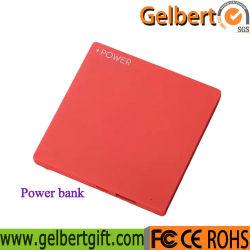 Caricatore portatile di vendita caldo del telefono mobile della carta di credito 2600mAh