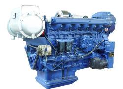 محرك Weichai Wp12c 450HP البحري الجديد