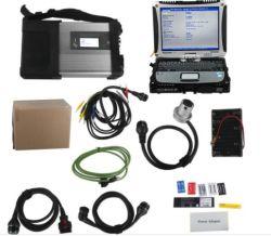 V2018.5 MB BR C5 Compacte vijfsterrenDiagnose plus Laptop van Panasonic CF19 I5 4GB Software Geïnstalleerde Klaar verbinden te gebruiken