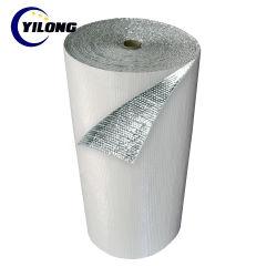 فقاعات مزدوجة انعكاسيّة رقيقة معدنيّة عزل جزء متوهّج عالقة لفاف لأنّ [وثربرووف] علّيّة, ريح