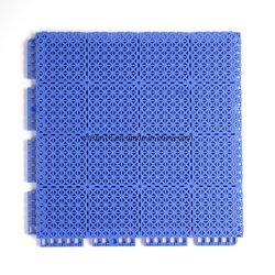 La pallacanestro di collegamento del polipropilene molle di plastica esterno dei prodotti mette in mostra la pavimentazione