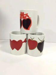 11oz mug sublimation en céramique recouvert de gros