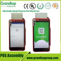 열 인쇄 기계를 가진 NFC IC 카드를 가진 최신 판매 인조 인간 7 소형 지능적인 POS