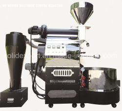 Saleのための力Saving Commercial 20kg Gas Type Coffee Bean Roaster