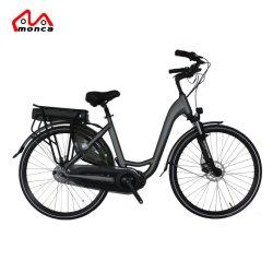 Économiser l'énergie utile Shimano 7 Vitesse élevée 36V 250W femmes vélo Vélo électrique de l'utilitaire