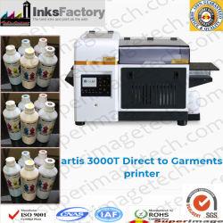 Artis 5000 DTG Ink Artis 5000 티셔츠 Ink Artis 5000t 옷감 잉크
