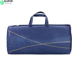 Il sacchetto non tessuto Zippered stampato di memoria per l'assestamento della trapunta del cuscino del Comforter copre la coperta