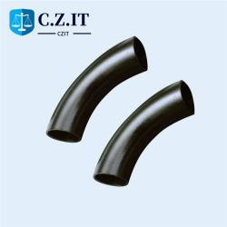 preço de fábrica Material Nace API 5L a cota a montagem simples de aço soldadas 90 3D 5D 10d 20d 7D indução quente o cotovelo do tubo trilhado