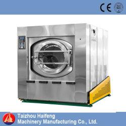 120kg/250lbs de volledige Automatische Overhellende Wasmachine van de Wasserij van de Industrie voor de TextielHotels van Kledingstukken