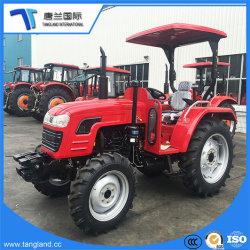 50 HP, 4WD Granja/Agri/labrador de poder de la retroexcavadora/front-end/Tractores Agrícolas