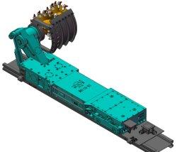 Minería de la CCG Explosion-Proof Locomotoras Diesel para la mina de carbón el carbón Cutter