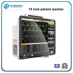 (PM9000D) Nieuwe Vorm de Geduldige Monitor van 15 Duim met de Doos van de Opslag