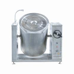 열전달 액체 난방 상업적인 스테인리스 부엌 가전용품 전기 기울 유형 수프 난로 요리 기구
