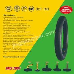 Новые OEM 18 дюйма мотоцикл природных /Бутилкаучуковый подвес внутреннюю трубку (275-18) Tr4 клапан с стандарт ISO