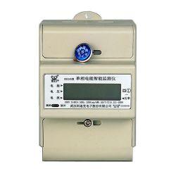 Tester elettronico di KWH di monofase con la cassa del metallo per le Filippine