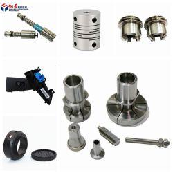 OEM пластиковые алюминиевые стальные латунные ЧПУ обрабатывающий фланец для механизма