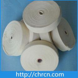 De nombreux formats de l'isolement le ruban de coton de reliure