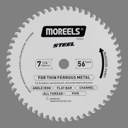 Outils pour l'acier mince Moreels de métaux ferreux