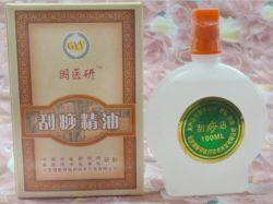 Blanc (d'huile Huile de massage Guashayou)