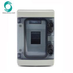 HA 4 IP65는 PC 옥외 접속점 힘 MCB 회로 차단기를 위한 플라스틱 배전판 상자를 방수 처리한다