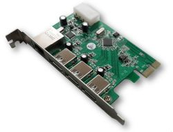 PCI-E Controller Card 5gbps USB3.0 Hub PCI Express Card USB 3.0