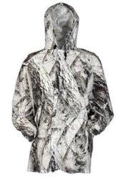 Les hommes de la chasse de camouflage de la neige veste imperméable
