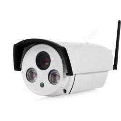 WiFi 720p/960p/1080p 屋外防水ワイヤレス P2P IP カメラ LED IR ナイトビジョンセキュリティ