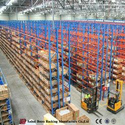 Depósito de aço pesado Palete de armazenagem de paletes