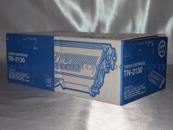Tn2130 Preto original do cartucho de toner da impressora a laser para o irmão de consumíveis DCP7040