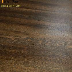 De gelamineerde/Gelamineerde het Vloeren Vuurvaste VinylBevloering van pvc van de Korrel van de Bevloering Duidelijke Houten