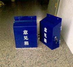 Bulletin de vote en Perspex acrylique Suggestion des boîtes de don (BTR-Y2007)