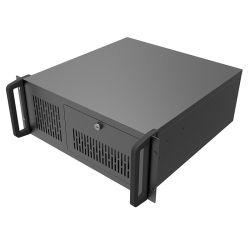 산업용 PC 컴퓨터 서버 케이스 4U 랙 마운트 섀시, 19인치 서버 케이스 ATX MB용 네트워크 섀시