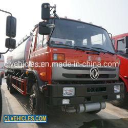 وقود شاحنة تسليم خزان الزيت Dongfeng 153 6X4 20000L شاحنة صهريج