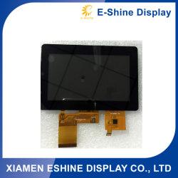 """De 4,3""""/3,2""""/3,3""""/3,5""""/5""""/7 polegada pequenas/cor/custom/TFT LCM painel IPS/monitor tela LCD com multitoque capacitiva/resistiveCTP/RTP tela sensível ao toque"""
