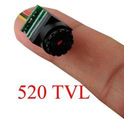 0.008Lux faible modèle de caméra vidéo miniature-12V, 520TVL900-12 (MC)