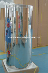 Serbatoio solare di pressione spaccata dell'acciaio inossidabile