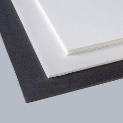 لوح Core من الإسفنج PS مقاس 3 مم 5 مم 10 مم من الورق الأبيض والأسود خصم بنسبة 3-5% على المبيعات