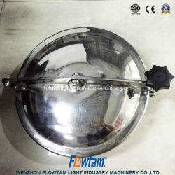 Haut standard Réservoir inox sanitaires Manway Trou d'homme pour couvrir le réservoir