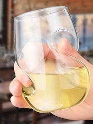세련된 스타일의 Wiskey Vodka Gin Cold Drinking Glass Container