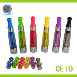 2013 Qualität Colorful Atomizer CE10 mit Huge Vapor