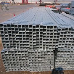 بناء غلفن [بويلدينغ متريلس] فولاذ أنابيب مستديرة يغلفن أنابيب مربّعة