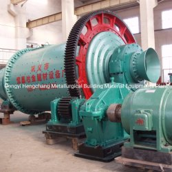 Nasses Eisen-Zinn-Aluminiumtitanmangan-Silber-Kupfer-Goldkleines Bergbau-Erz-reibende Kugel-Tausendstel-Maschine