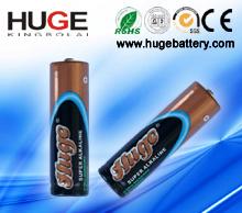 Питание 1,5 В щелочные батарейки размера AA LR6 сухой батареи для камеры (AM-3)