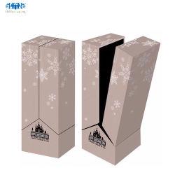 Роскошный High-Quality цветной печати подарочная упаковка для вина