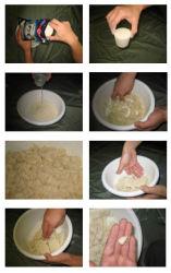 Vital de la farine de gluten de blé Poudre- 82 % de protéines