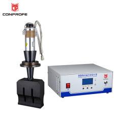 혼 오븐이 없는 환경 친화적 지능형 자동 용접 시스템 직물 초음파 용접 절단 기계 부품