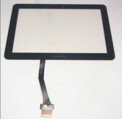 Screen-Digital- wandlerglas für Samsung-Galaxie-Tabulator 2 P7500/P7510