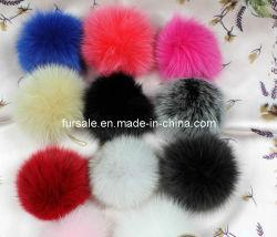 POM Poms de pieles de conejo (rabbit fur POM poms-2)