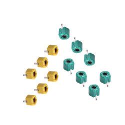 10PF cerámico 2.7PF Variable recortador de condensador para filtros de cristal
